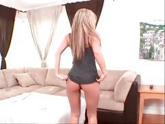 Hot looking blond milf Krystal Summers is always cock hungry.