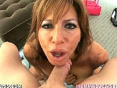 If you've got a thing for hot and horny MILF babes who love to give blowjobs, then you're in the right place. From MILF Porn Stars to hot and horny amateurs, these mature hotties love to show off their oral skills!